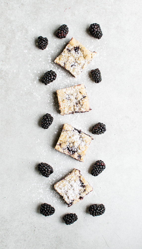 Blackberry Bars