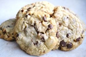 Brown Butter Chocolate Chip Coconut Pecan Cookies