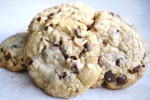 Brown Butter Chocolate Chip Coconut Pecan Cookies