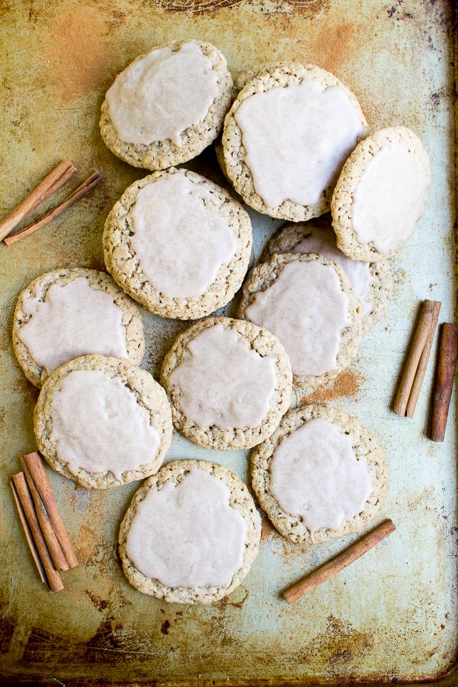 Oatmeall Cookies