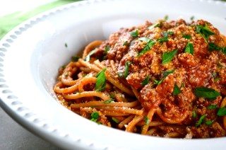 RECIPE FOR SPAGHETTI WITH MEAT SAUCE - BY DOSUNMU LYDIA O. 3