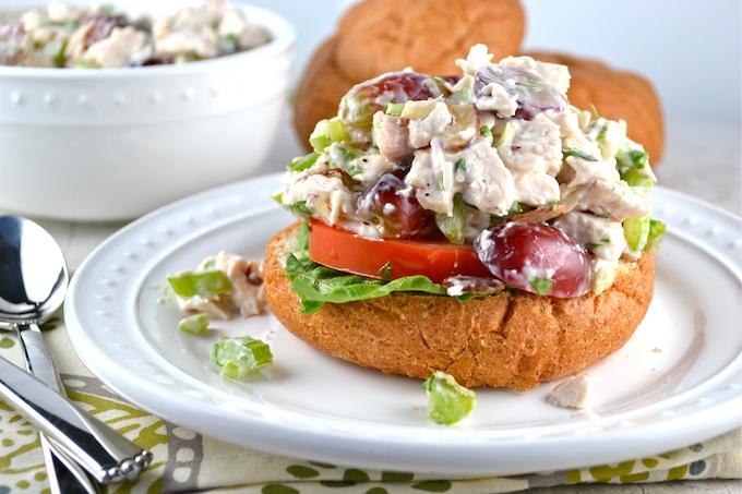 Chicken Salad Sandwich 1