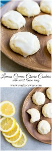 Lemon Cream Cheese Cookies Image
