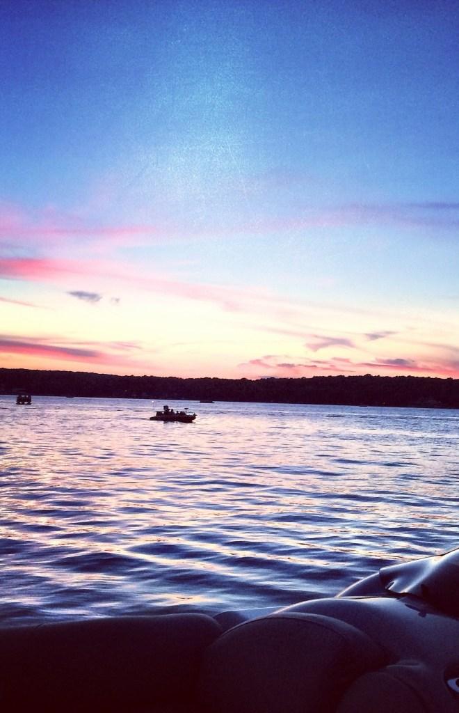 July 4 lake