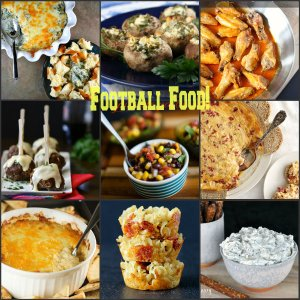 Football Food Round Up!