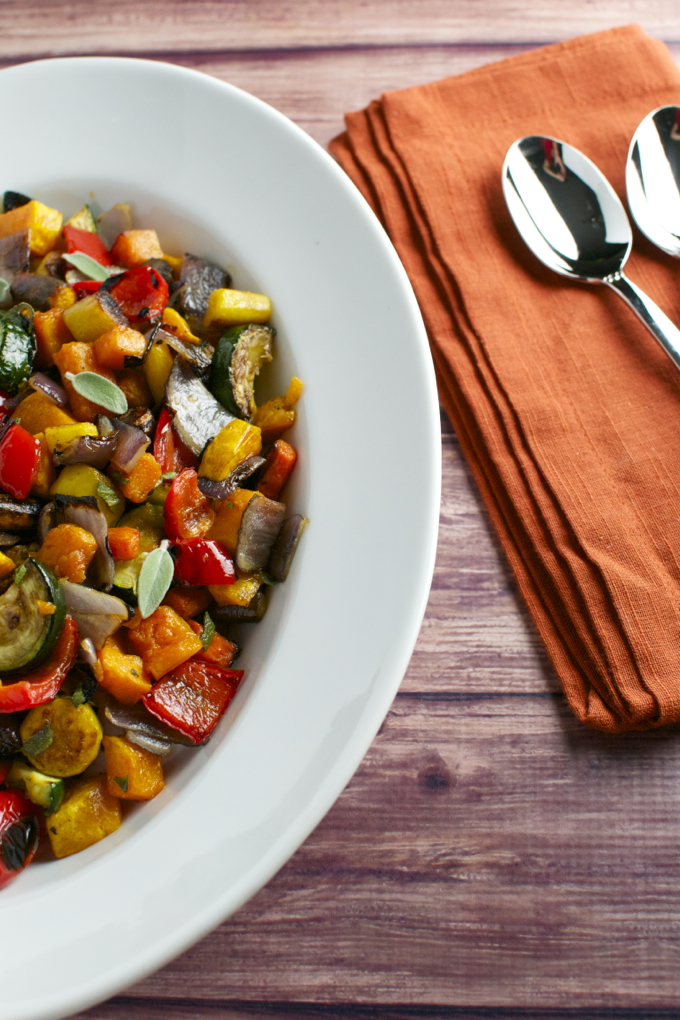 Roasted Vegetables 4
