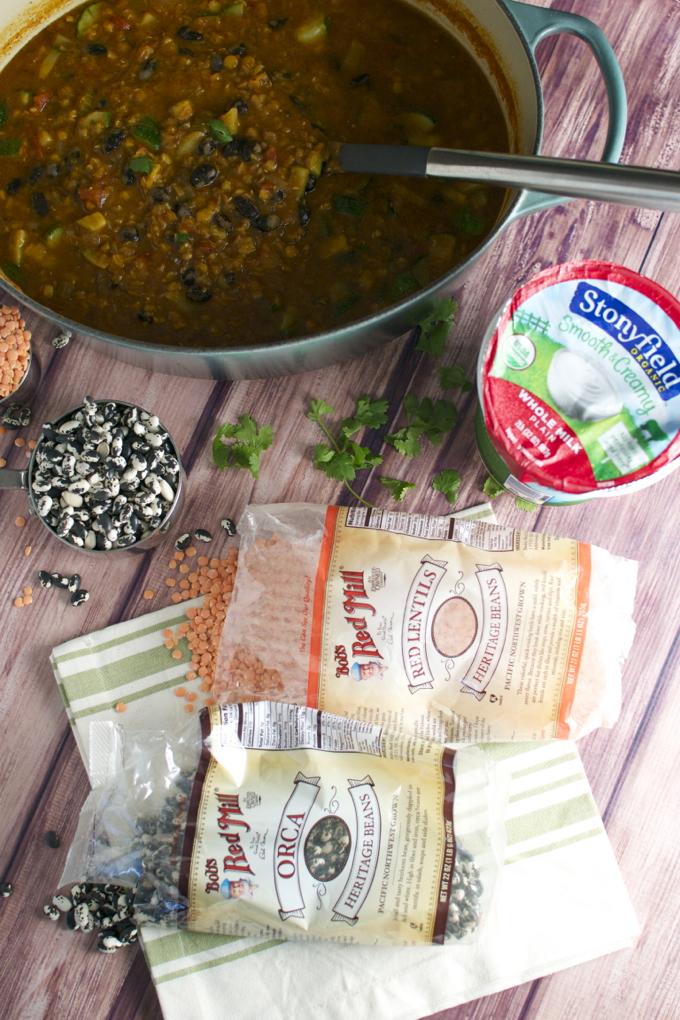 Vegetarian Chili 3