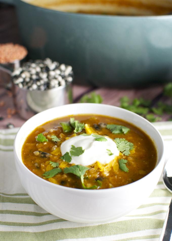 Vegetarian Chili 5