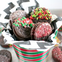 Chocolate Covered Oreo Cookies – Handmade Holidays: Bake, Craft, Sew