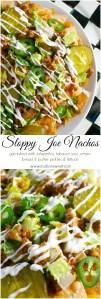 Sloppy Joe Nachos | www.stuckonsweet.com