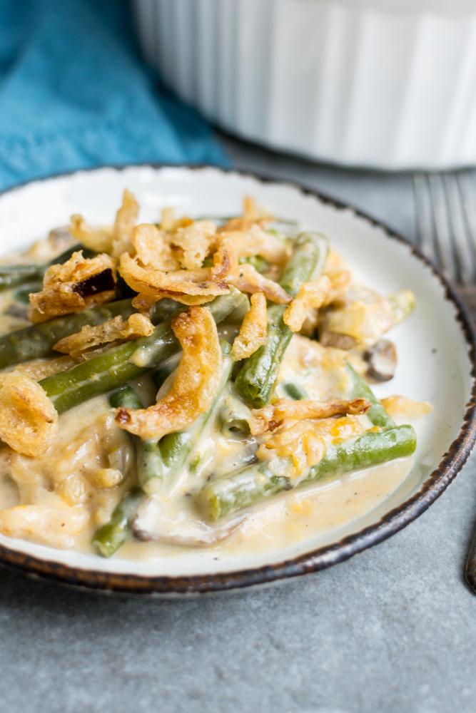 Green Bean Casserole | www.stuckonsweet.com