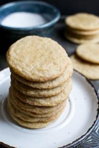 Ridiculous Sugar Cookies
