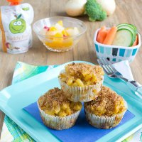 Mac n Cheese Muffins – Produce For Kids Power Your Lunchbox Pledge