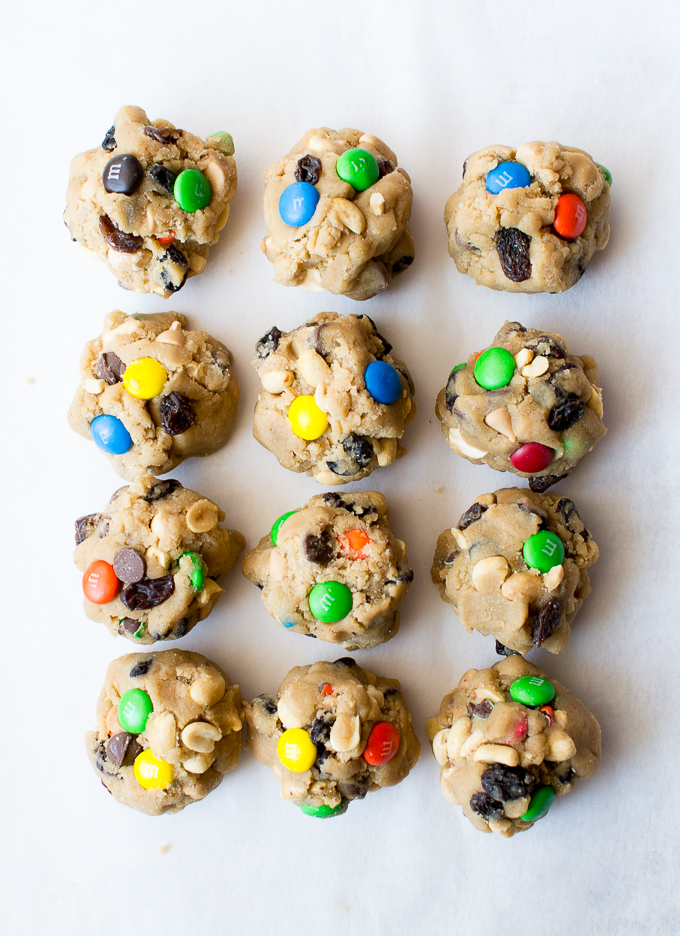 trailmix cookie dough