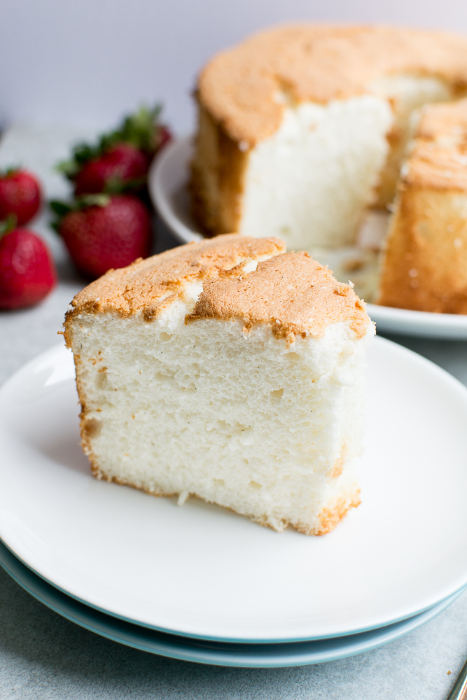 Homemade Angel Food Cake is simply the best recipe!