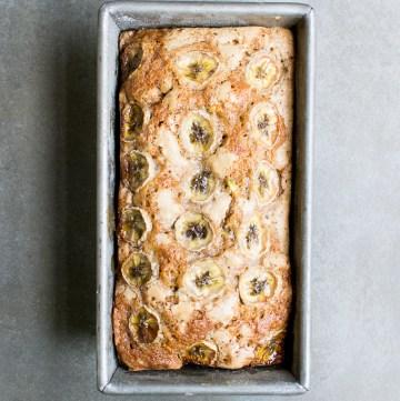 A decadent recipe for zucchini bread