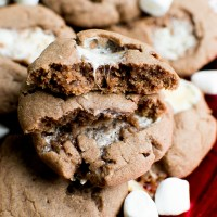 Hot Chocolate Sugar Cookies