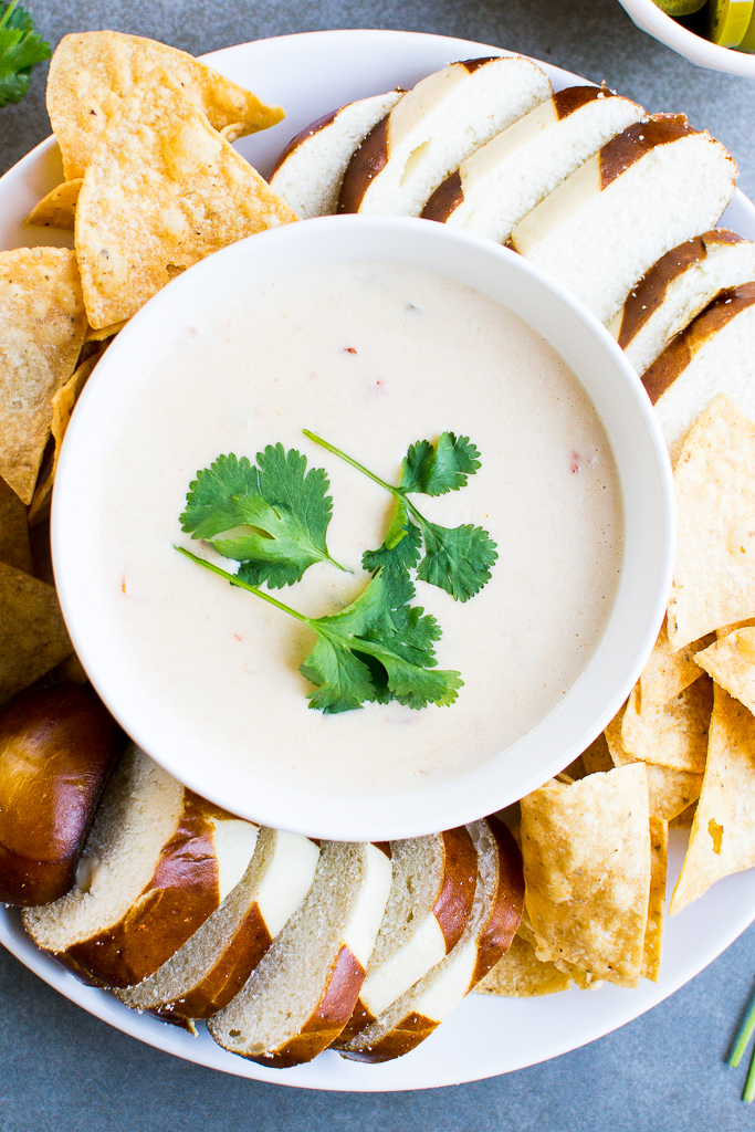 picture of cheese dip