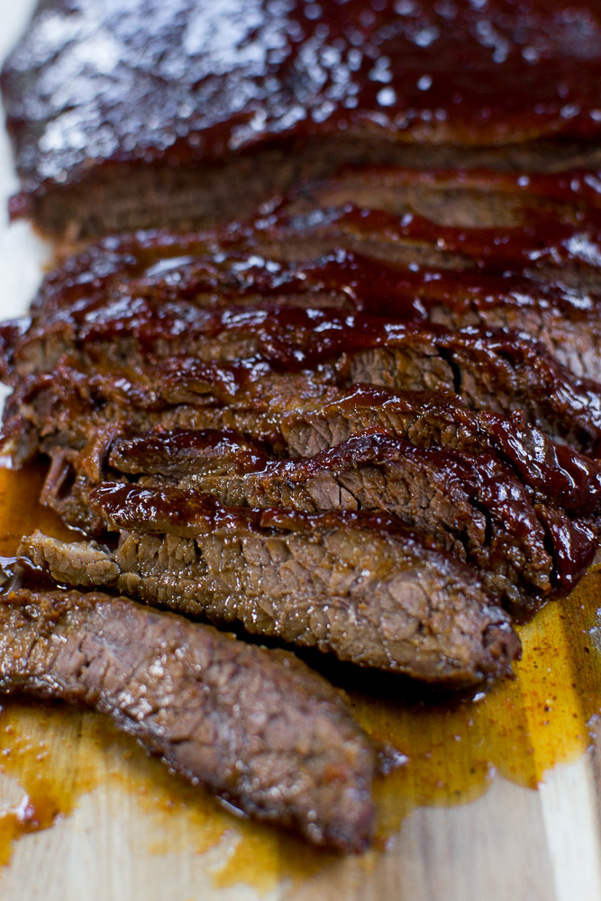 Easy baked brisket recipe that will leave you with a delicious meal. There is no need to smoke a brisket all night!