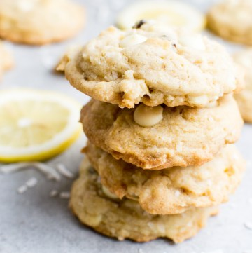 Florida Lemon Cookies