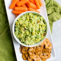 Kid Friendly Guacamole