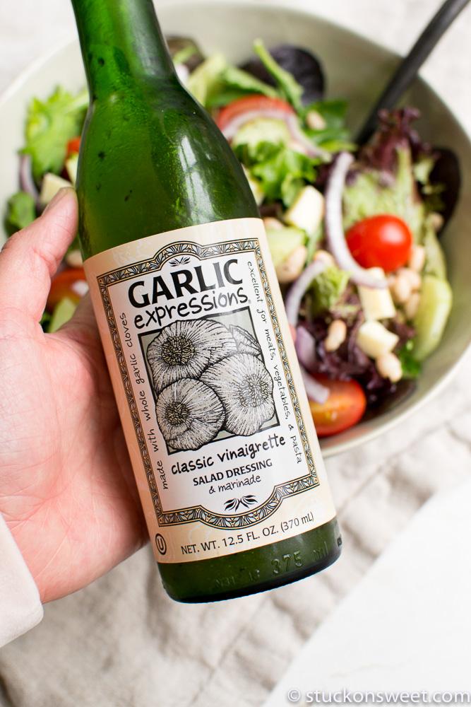 salad vinaigrette