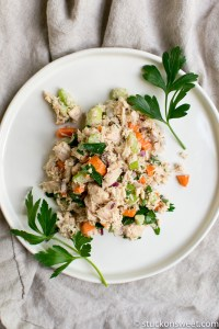 My Favorite Tuna Salad