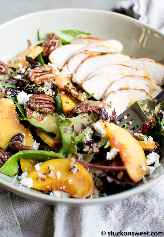 Gorgeous Fall Salad