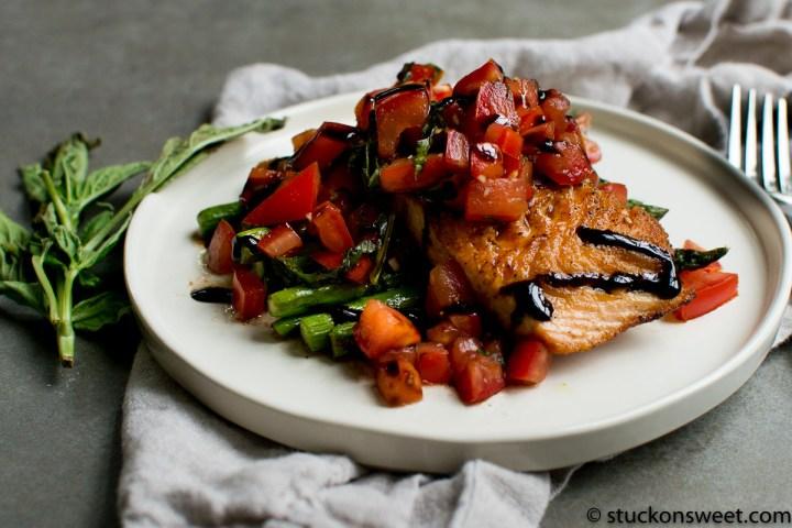 bruschetta salmon recipe