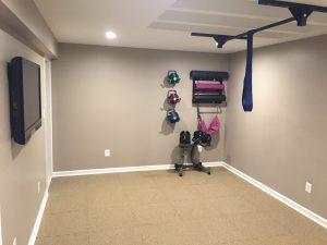7 Ft Ceiling Custom Pull Up Bar Stud Bar Ceiling Or