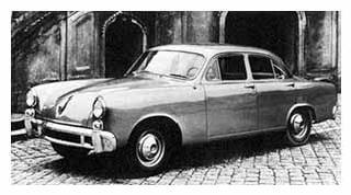 studebaker porsche type 633