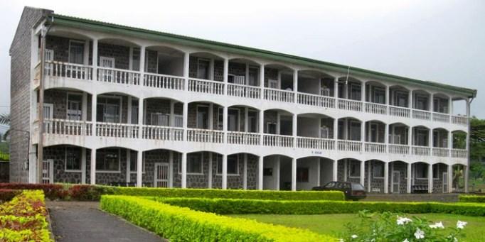 Image result for Catholic University of Cameroon