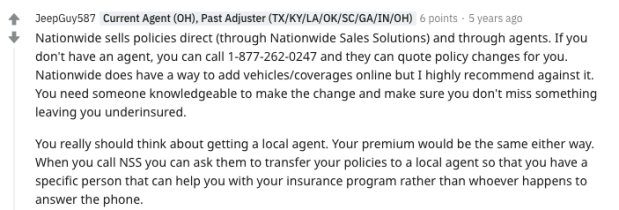 Nationwide Renters Insurance Reddit