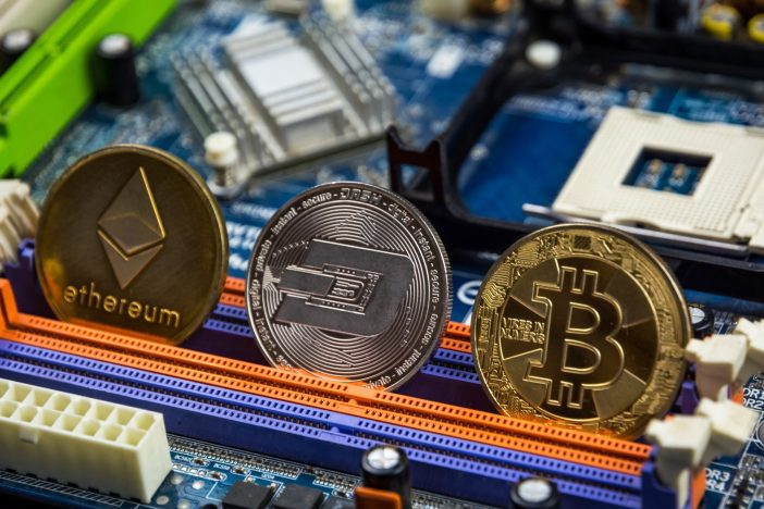 how to get into cryptocurrency