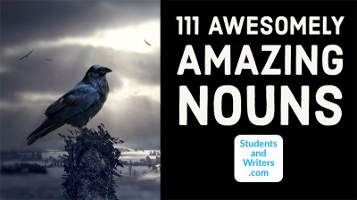 Read more about the article 111 Awesomely Amazing Nouns
