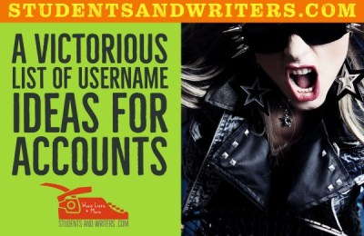 Read more about the article A victorious list of username ideas for accounts