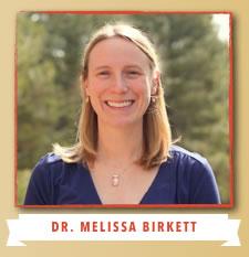 Dr. Melissa Birkett - Student Caring