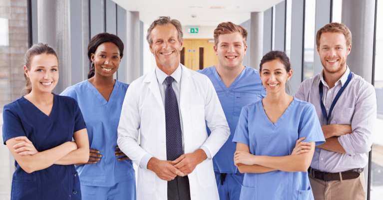 Who's Who on the Health Care Team: An Interdisciplinary Approach • SDN |  Student Doctor Network