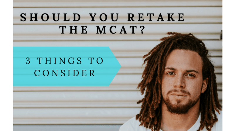 retake the mcat
