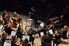 Concert announcement the 23th of March: piano concerto Grieg