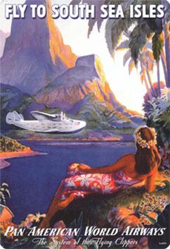 Cartoline-Hawaii-Italian-feminine-masculine-articles-referencing-islands