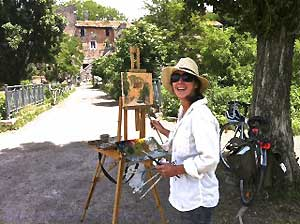 kelly-medford-artist-rome-talks-about-painting-parliamo-arte