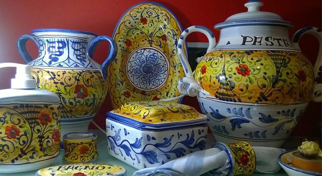 ambra-pampaloni-mie-ceramiche-visiting-ceramic-shop-florence-youtube-video