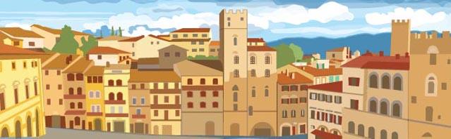 Arezzo-Learn-Italian-Language-Immersion-Italy