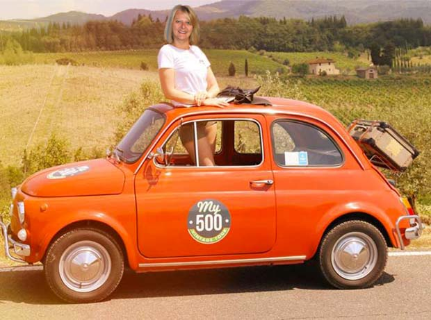 valentina-Cirasola-fiat-500-book-launch-tour-Road-Top-World-Trave-Italy-Stories