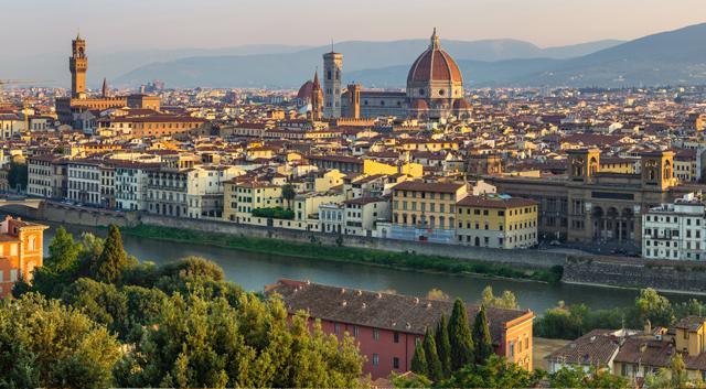 Homestay-Italian-language vacation-Florence-Roberta