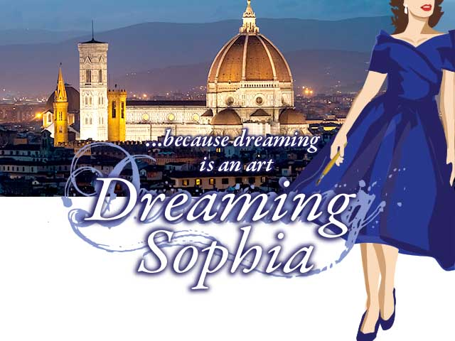 dreaming-sophia-author-Melissa-Muldoon-epub-give-away-book-set-Italy-fiction