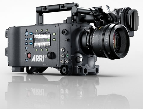 ARRI ALEXA Camera Overview