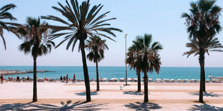 Best Beaches near Barcelona