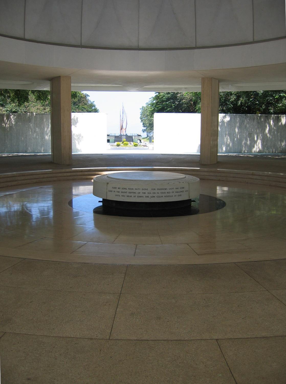 Pacific War Memorial Building In Corregidor